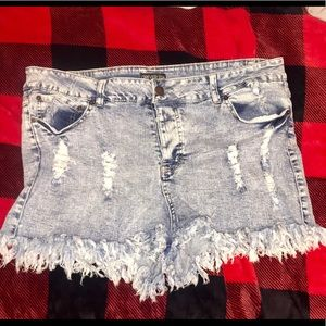 Cute cheeky shorts ‼️